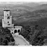 Сочи. Башня на горе Ахун, 1960 год.
