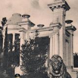 Сочи. Беседка в парке Худекова, до 1917 года