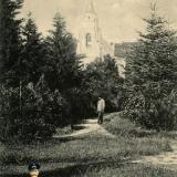 Сочи. Церковный парк, до 1917 года