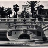 Сочи. Дендрарий. Главная терраса, 1953 год
