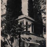 Сочи. Дом писателя Островского, 1936 год
