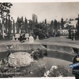 Сочи. Фонтан в Городском сквере, 1940 год
