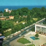 Сочи. Городской пейзаж, 1980-е