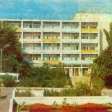 """Сочи. Гостиница """"Кавказ"""", 1980 год"""