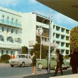 """Сочи. Гостиница """"Приморская"""", 1970 год"""