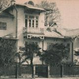 Сочи. Мебелированные комнаты Соч-Коммун Треста Калифорния, 1930-е