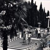 Сочи. На Курортном проспекте, 1968 год