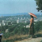 Сочи. Общий вид на город, 1981 год