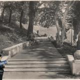 Сочи. Пешеходная тропа, 1940 год
