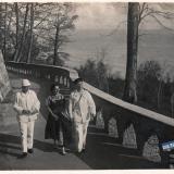 Сочи. Пешеходная тропа Сочи-Мацеста, 1938 год