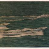 Сочи. Прогулка по морю на глиссерах, 1956 год