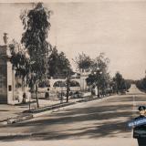 Сочи. Проспект им. Сталина, 1940 год