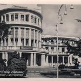 """Сочи. Ресторан гостиницы """"Приморской"""", 1955 год"""