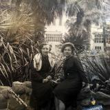 Сочи. Парк Ривьера, 1941 год