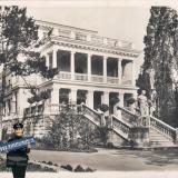 Сочи. Санаторий им. Фрунзе, 1940 год