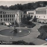 Сочи. Санаторий им. Орджоникидзе, 1950 год