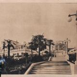 Сочи. Санаторий Ленгорздравотдела, 1950-е