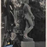 Сочи. Скульптура в санатории №2, 1940 год