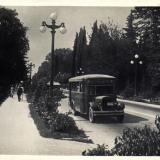 Сочи. Комсомольская улица, 1937 год