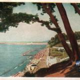 Сочи. Пляж, 1957 год