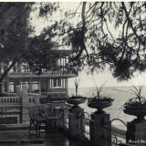 "Сочи. ""Ривьера"". Веранда, 1952 год"