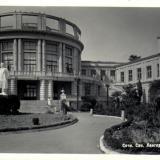 Сочи. Санаторий Ленгорздравотдела, 1951 год