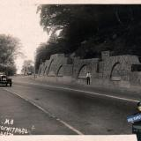 Сочи. №8. Строительство автомагистрали Сочи-Мацеста, 1935 год