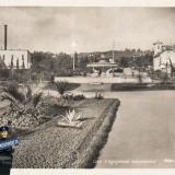 Сочи. У приморской поликлиники, 1940 год