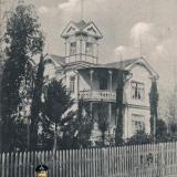 Сочи. Вилла Дзюблевских, до 1917 года