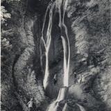 Сочи. Водопад в долине реки Сочи