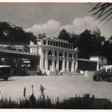 Сочи. Вокзал Новая Мацеста, 1938 год