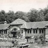Сочи. Старая Мацеста. Ванное здание, 1920-е годы