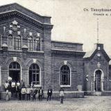 Станция Тихорецкая. Станция железной дороги, 1913 год