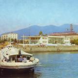 Туапсе. Морской вокзал