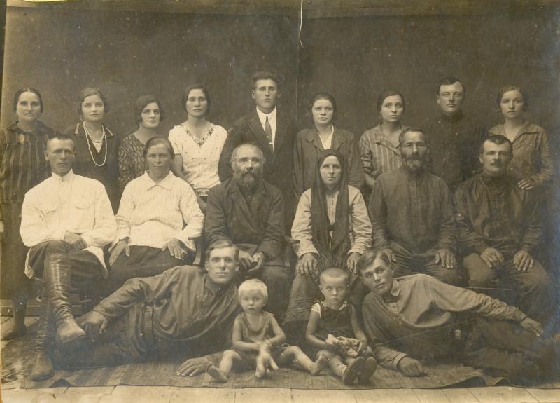 Армавир. Фото семьи Коробчак. 1926 год