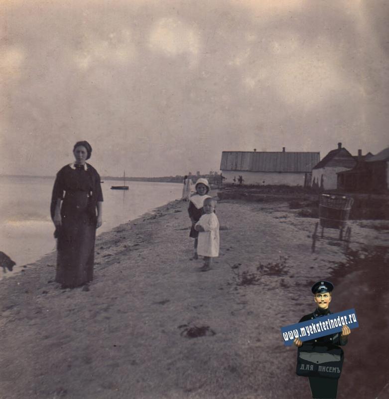 Ейск. У Лимана, около 1914 год