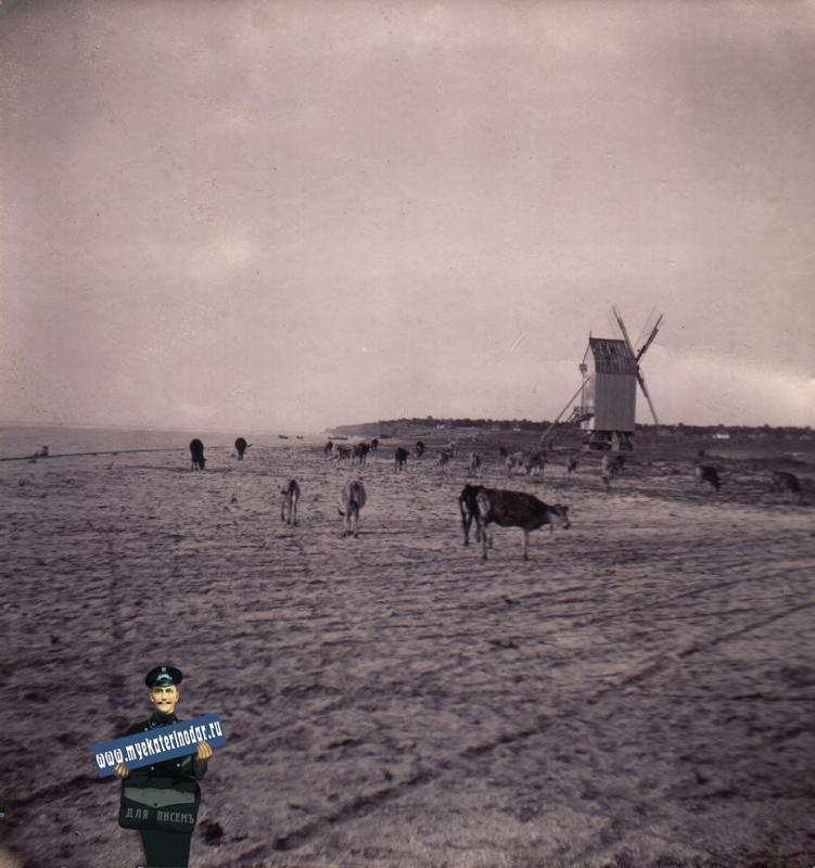 Ейск. У Лимана, около 1914 года