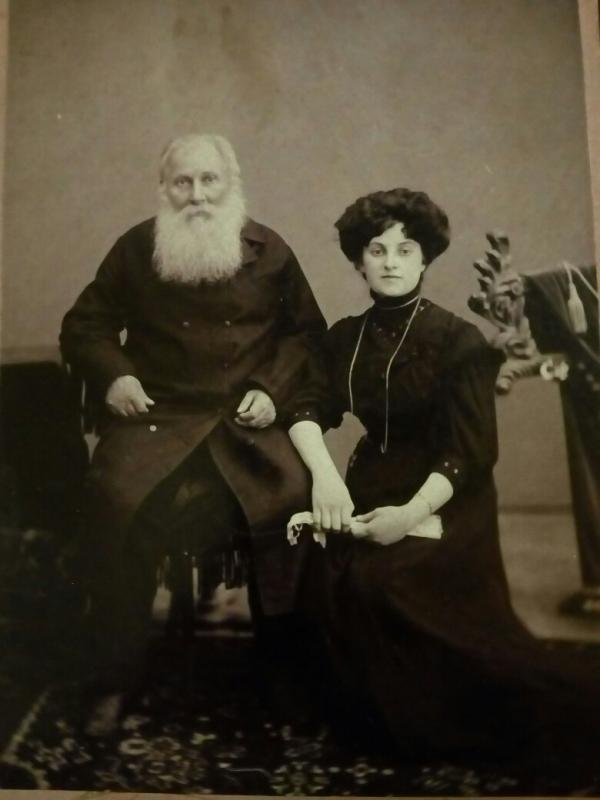 Семейные фотографии, ищем связь с ними. Фамилия Струцкие