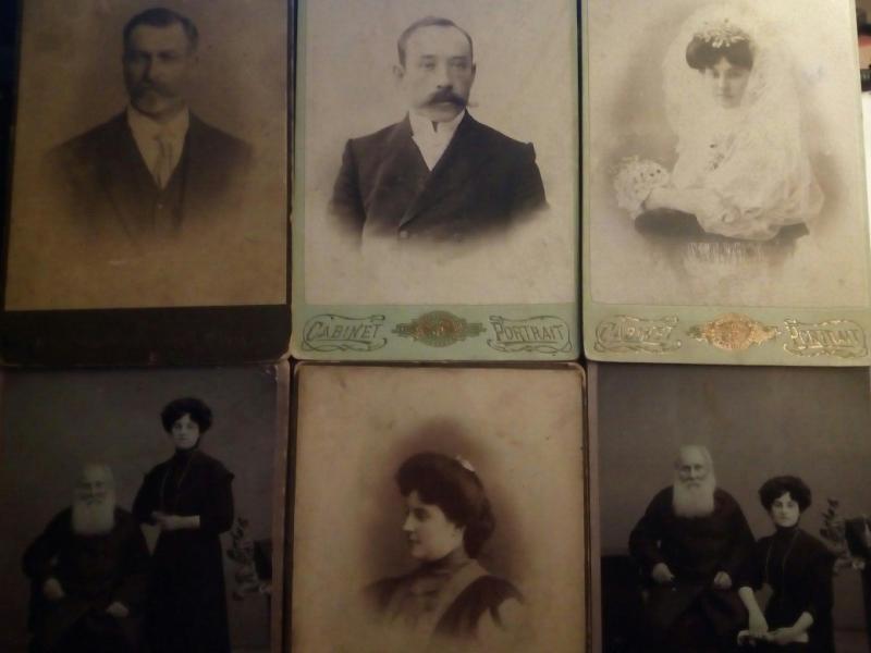 Струкцие, фотографии из архивов Семьи