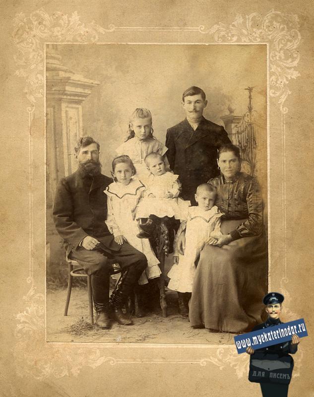 Екатеринодар. Фотограф А.П. Чернов. Чапливы.