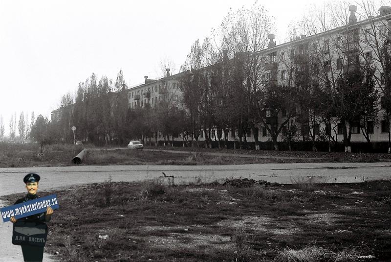 Краснодар. Черемушки, 1978 год.