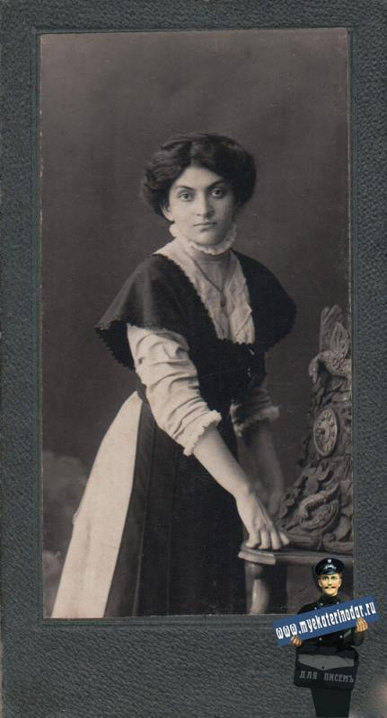 Екатеринодар. Фотограф Болдырев К.Е., 1910 год