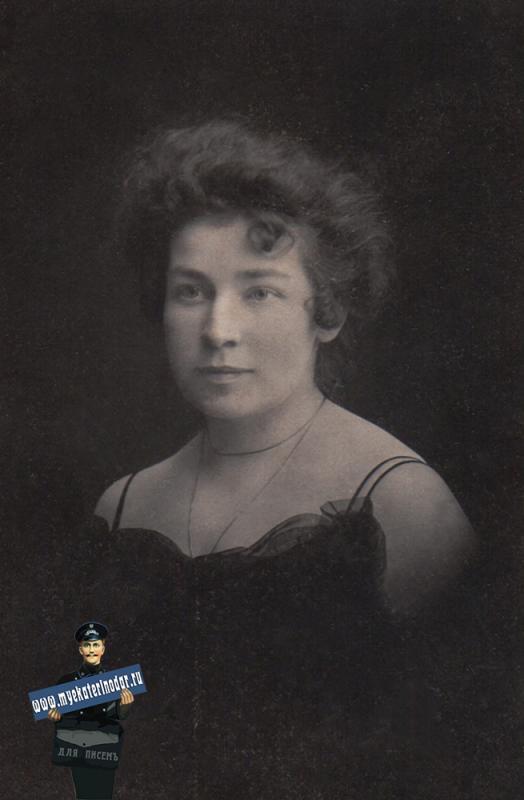 Екатеринодар. Фотограф Сумовский И.А., 1904 год