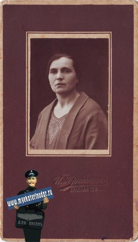 Горностаев И.  Фото 1938 года.