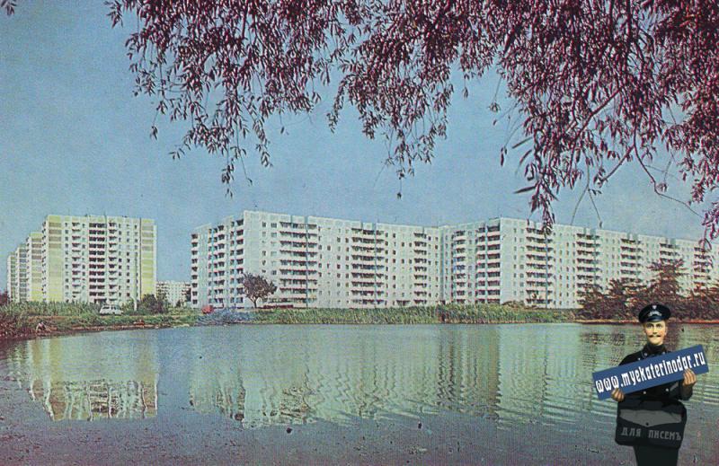 Краснодар. Новостройки города