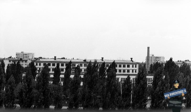 Краснодар. Средняя школа № 18, 1978 год.