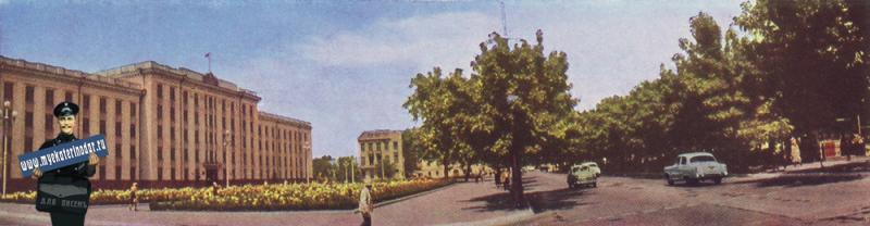 Краснодар. ул. Красная