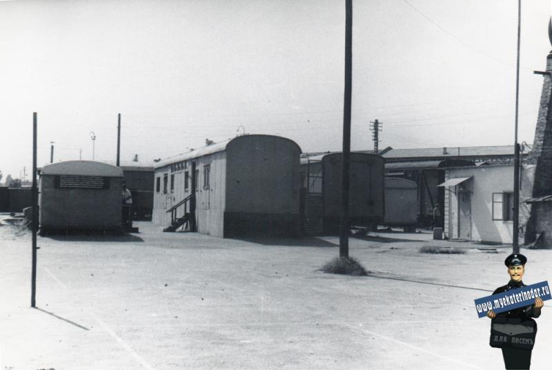 Линейный участок, 1978 год