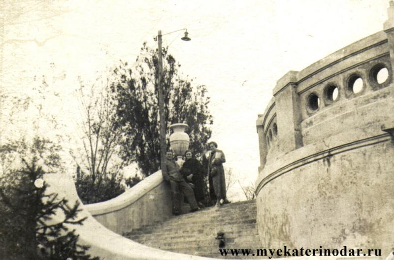 Краснодар. Парк им. М. Горького, 1930-е