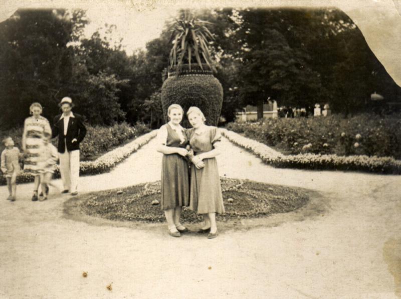 Парк им. М. Горького, 1950-е